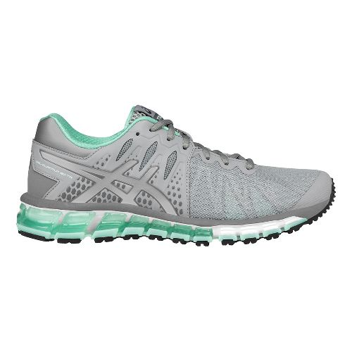 Womens ASICS GEL-Quantum 180 TR Cross Training Shoe - Grey/Silver 6.5
