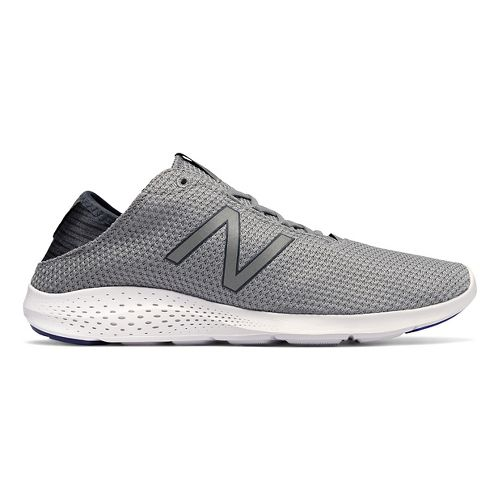 Mens New Balance Vazee Coast v2 Running Shoe - Dark Grey/White 8
