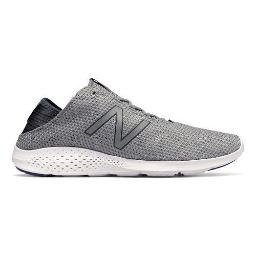 Mens New Balance Vazee Coast v2 Running Shoe - Dark Grey/White 9.5