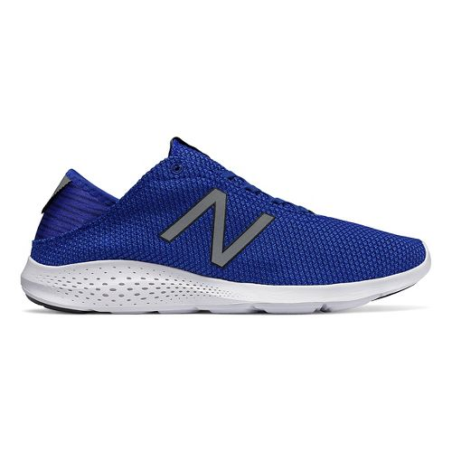Mens New Balance Vazee Coast v2 Running Shoe - Blue/White 10