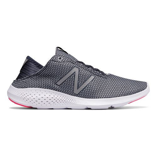Womens New Balance Vazee Coast v2 Running Shoe - Grey/White 6.5