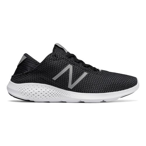 Womens New Balance Vazee Coast v2 Running Shoe - Black/White 7.5