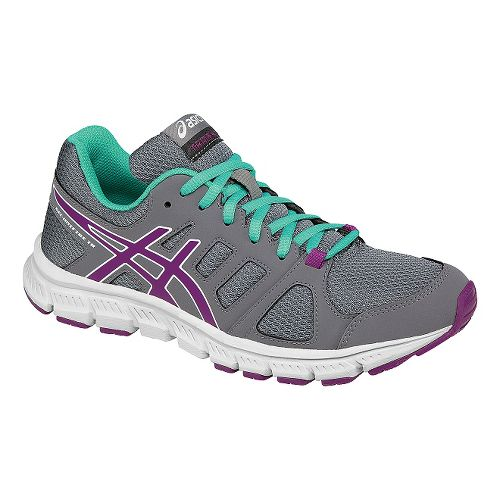 Womens ASICS GEL-Unifire TR 3 Cross Training Shoe - Grey/Purple 7.5