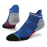 Mens Stance Fusion Run Replay Tab Socks