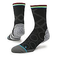Mens Stance Fusion Run Rings Crew Socks