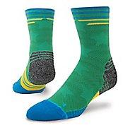 Mens Stance Fusion Run Highlight Crew Socks