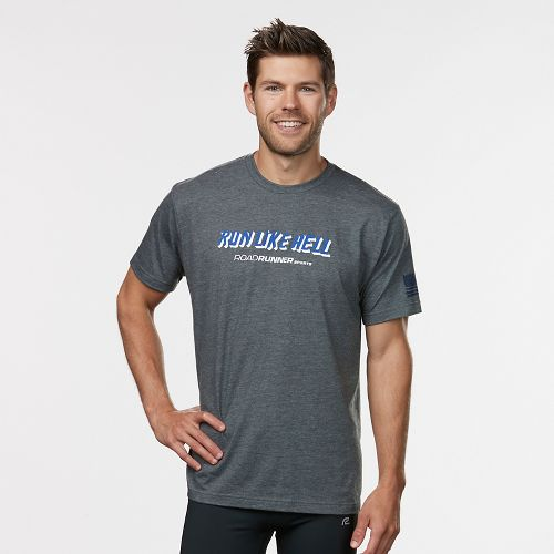 Men's Road Runner Sports�Run Like Hell Graphic Tee