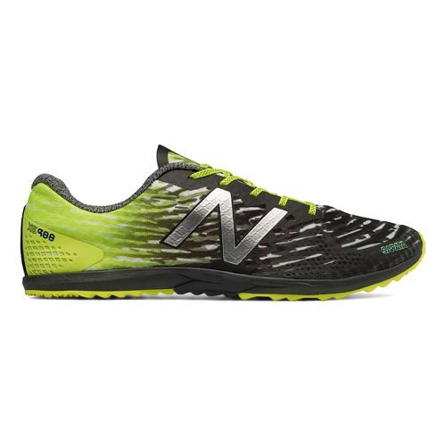 Mens New Balance XC900v3 Cross Country Shoe - Yellow/Black 7