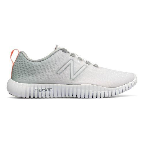 Womens New Balance 99v1 Cross Training Shoe - Silver/White 5