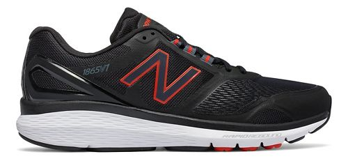 Mens New Balance 1865v1 Walking Shoe - Black/Black 12