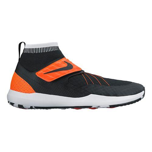 Mens Nike Flylon Train Dynamic Cross Training Shoe - Black/Crimson 8.5