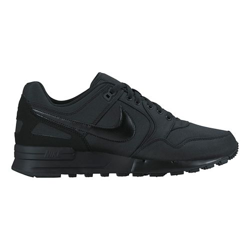 Mens Nike Air Pegasus '89 TXT Casual Shoe - Black 10.5