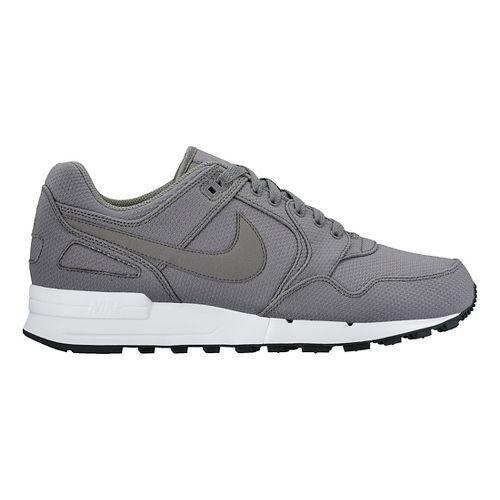 Mens Nike Air Pegasus '89 TXT Casual Shoe - Grey 9.5
