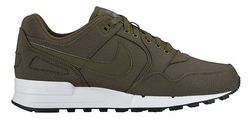 Mens Nike Air Pegasus '89 TXT Casual Shoe - Cargo/Khaki 9.5