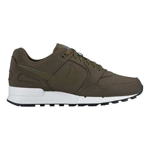 Mens Nike Air Pegasus '89 TXT Casual Shoe - Cargo/Khaki 11.5