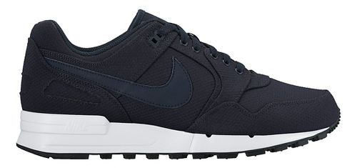 Mens Nike Air Pegasus '89 TXT Casual Shoe - Obsidian 10.5
