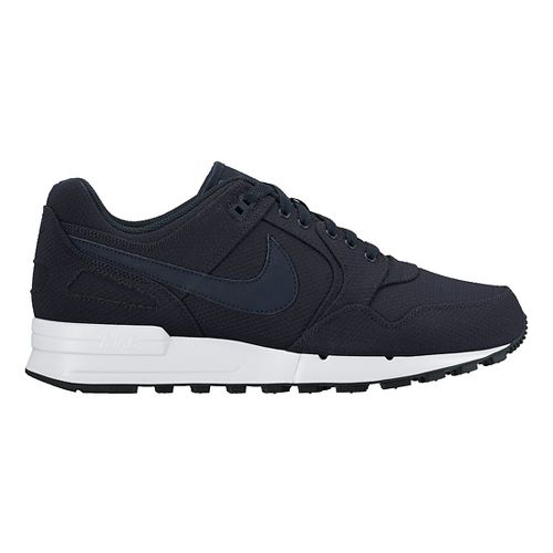 Mens Nike Air Pegasus '89 TXT Casual Shoe - Obsidian 10