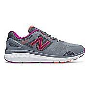 Womens New Balance 1865v1 Walking Shoe - Grey/Silver 5.5
