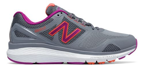 Womens New Balance 1865v1 Walking Shoe - Grey/Silver 7
