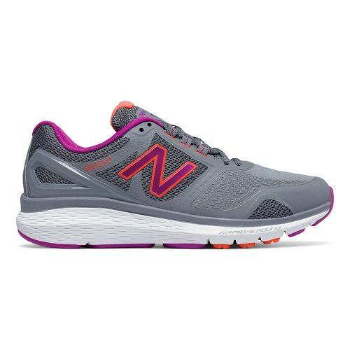 Womens New Balance 1865v1 Walking Shoe - Grey/Silver 9.5