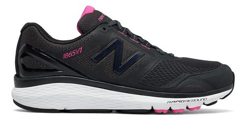 Womens New Balance 1865v1 Walking Shoe - Lead 8