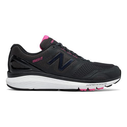 Womens New Balance 1865v1 Walking Shoe - Lead 11