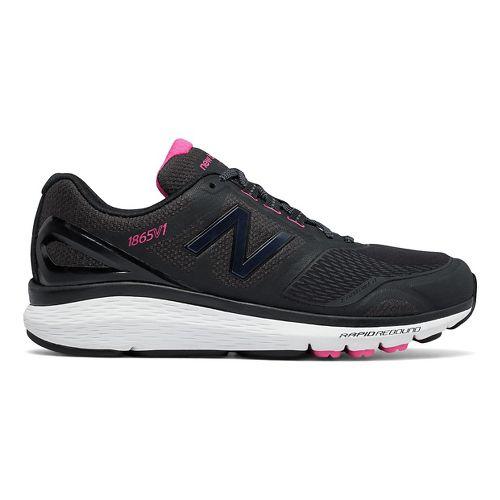 Womens New Balance 1865v1 Walking Shoe - Lead 12