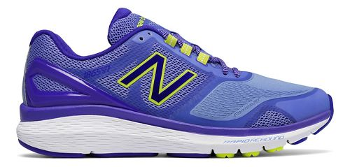 Womens New Balance 1865v1 Walking Shoe - Purple 8.5