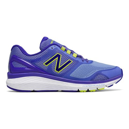 Womens New Balance 1865v1 Walking Shoe - Grey/Silver 7.5