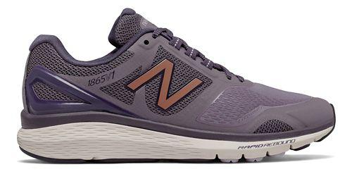 Womens New Balance 1865v1 Walking Shoe - Berry/Rose Gold 11