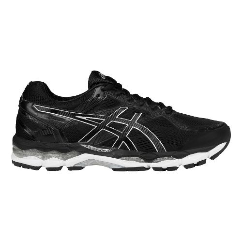 Mens ASICS GEL-Surveyor 5 Running Shoe - Black/White 12.5