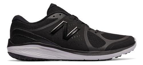 Mens New Balance 85v1 Walking Shoe - Black/Grey 13