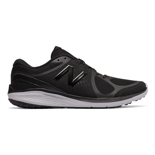 Mens New Balance 85v1 Walking Shoe - Black/Grey 10