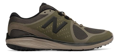Mens New Balance 85v1 Walking Shoe - Brown/Black 7