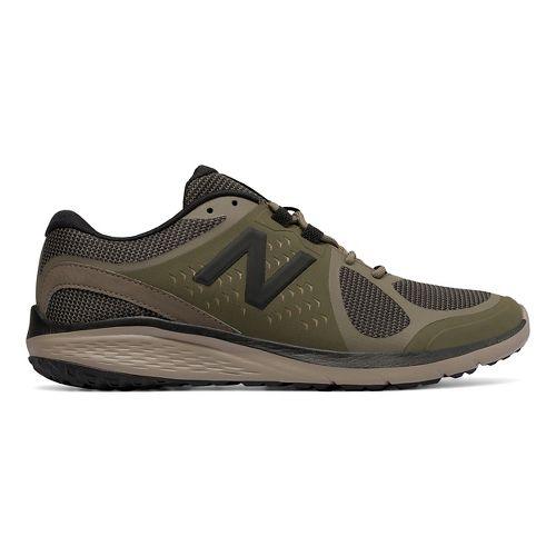 Mens New Balance 85v1 Walking Shoe - Brown/Black 11
