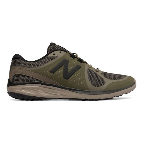 Mens New Balance 85v1 Walking Shoe - Brown/Black 13