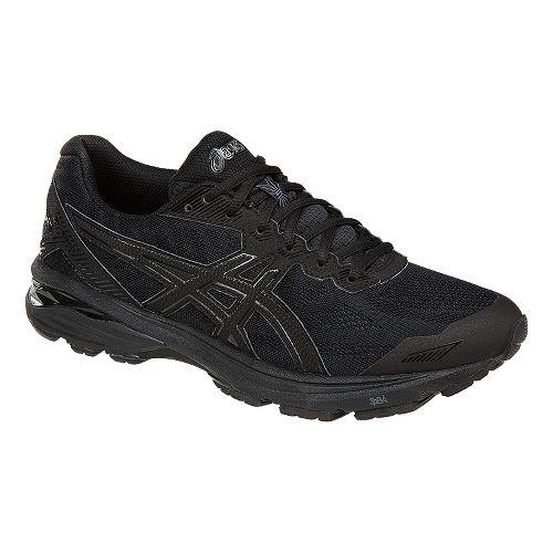 Mens ASICS GT-1000 5 Running Shoe - Black 12.5