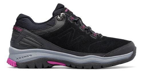 Womens New Balance 779v1 Walking Shoe - Black/Grey 6