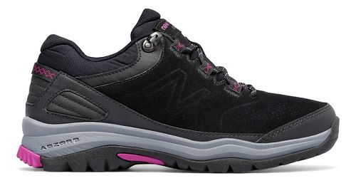 Womens New Balance 779v1 Walking Shoe - Black/Grey 8