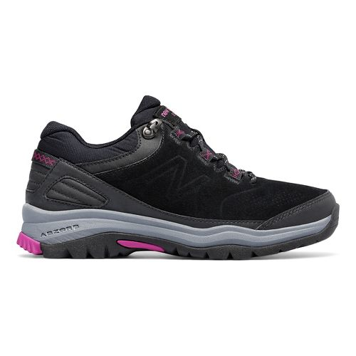 Womens New Balance 779v1 Walking Shoe - Black/Grey 6.5