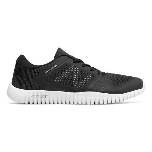 Mens New Balance 99v1 Cross Training Shoe - Black/White 11.5