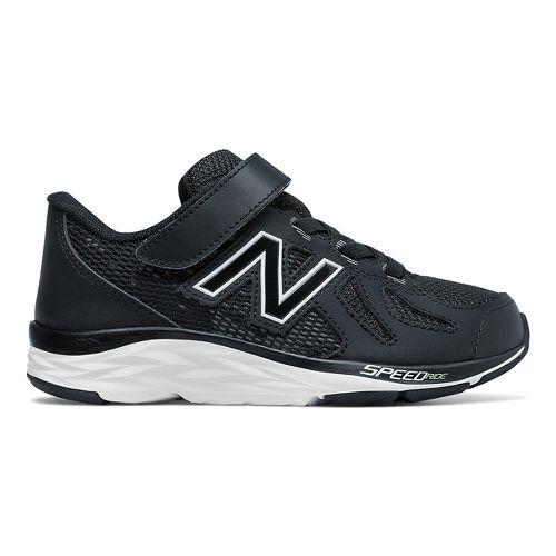 Kids New Balance 790v6 Running Shoe - Black/White 13.5C