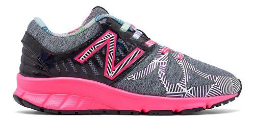 New Balance 200v1 Running Shoe - Black/Multi 7Y
