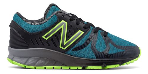 New Balance 200v1 Running Shoe - Blue/Black 12.5C
