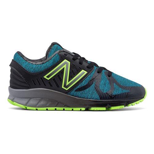 New Balance 200v1 Running Shoe - Blue/Black 1Y