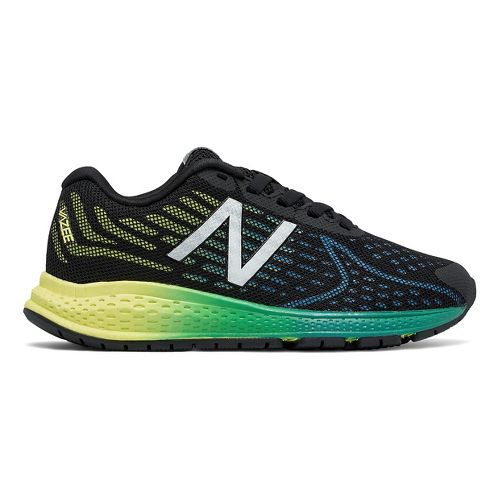 New Balance RushV2 Running Shoe - Black/Yellow 1Y