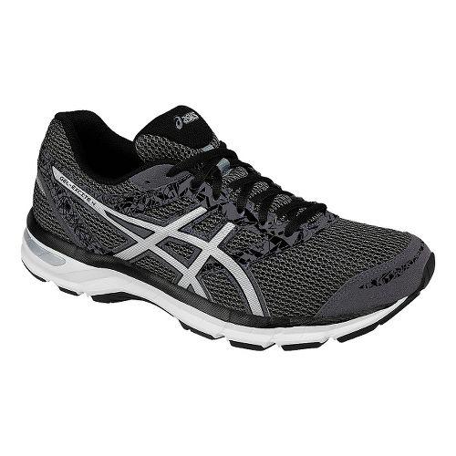 Mens ASICS GEL-Excite 4 Running Shoe - Grey/Silver 6