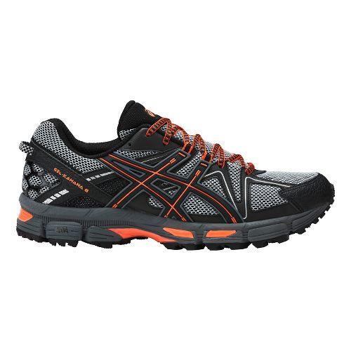 Mens ASICS GEL-Kahana 8 Trail Running Shoe - Blue/Yellow 6