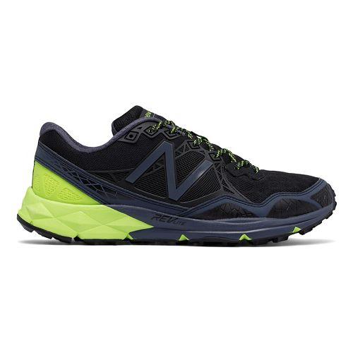 Mens New Balance 910v3 Trail Running Shoe - Black 9.5
