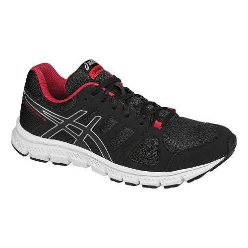 Mens ASICS GEL-Unifire TR 3 Cross Training Shoe - Black/Red 10.5